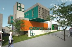 shipping container offices - Google Search
