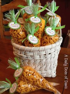 A Daily Dose of Davis: Easter Snacks, Traditions and a Free Printable