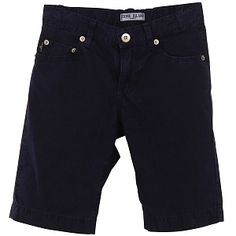Blue Stone Wash Bermuda Shorts from £71.99