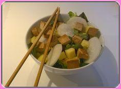 No gluten! Yes vegan!: Insalata orientale