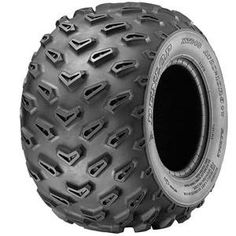 Dunlop KT345 Rear Tire - 20x10-9      Features:        OE and replacement ATV tires from Dunlop      Designed to suit the weight, horsepower and handling characteristics of the model for which each tire was designed      20x10-9 2006 Yamaha 700 Raptor    Visit : http://www.eautotires.com