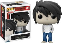 Pop! Animation - Death Note - L