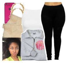 """"""""""" by missy143lol ❤ liked on Polyvore featuring UGG Australia and Topshop"""