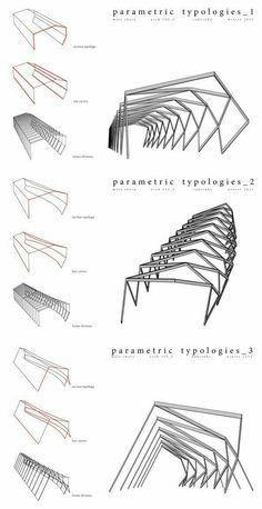 parametric_typologies – Fritz Wolff- # Fritz … – … – The World Parametric Architecture, Pavilion Architecture, Parametric Design, Landscape Architecture, Interior Architecture, Landscape Design, Architecture Colleges, Geometry Architecture, Folding Architecture