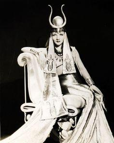Claudette Colbert, 1934, Ray Jones, Cleopatra,