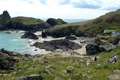 Kynance Cove - Cornwall, UK