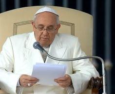 Papa Francisco. Audiencia General 26/02/2014. Live - Directo