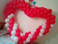 Balloon Decorations, Balloons, Beaded Necklace, Pearl Necklace, Balloon, Beaded Necklaces, Hot Air Balloons