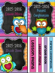 Owl Themed Binder Covers and Spines Owl Theme Classroom, Future Classroom, Classroom Ideas, Owl Binder, Binder Covers Free, School Themes, School Ideas, Free Label Templates, First Day Of School