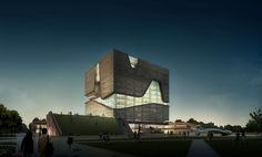 Xi'an Jiaotong-Liverpool University Administration & Information Centre