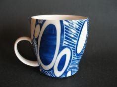 Cup 1 by potterybynena on Etsy