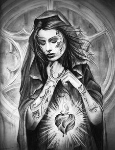Black & Grey's Finest by Big Gus Cholo Art, Chicano Art, Body Art Tattoos, Tattoo Drawings, Sleeve Tattoos, Prison Art, Lowrider Art, Tattoo Project, Desenho Tattoo