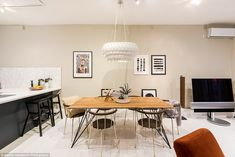 Houzz 2018 trends unveiled in London pop-up house | Daily Mail Online
