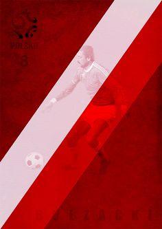 BEST OF POLAND – FOOTBALL 1972 -1974    Mirosław Bulzacki    by Dieselfly