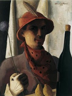 felix nussbaum | Felix Nussbaum, Self-Portrait, 1939