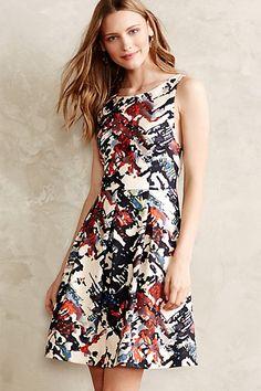 Capelle Dress #anthropologie