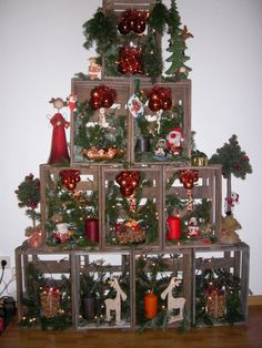 bildergebnis f r basteln mit mandarinenkisten bastelzeit pinterest xmas christmas und diy. Black Bedroom Furniture Sets. Home Design Ideas