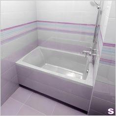 Rechteck-Badewanne  - SEBASTIAN e.K. – Platzsparend. –  Mit dem Modell Kina bieten wir einen echten Klassiker an, der mit einer ergonomischen Form und der platzsparenden Größe punktet. #shower #badewanne #bad #design  http://www.sebastianek.de/produkte.html
