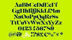 IKANSEEYOUALL - Swiss Typefaces