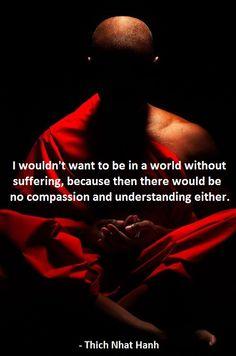 Thich Nhat Hanh | www.pinterest.com/momentofbliss
