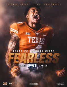 2017 Texas Football Social Content