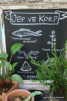 Oep ve Koep is colloquial Paternoster chatter – open for business. The old fisherman's cottage shop sells all sorts, and leads to tables in the enclosed garden. Port Elizabeth, Old Fisherman, Life Design, Cape Town, West Coast, South Africa, Places To Go, Tables, Cottage