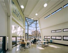 Perspectives Charter School - Light and View