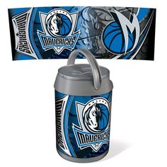 Dallas Mavericks Digital Print Mini Can Cooler