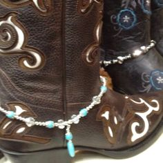 Must have Boot Bracelet from www.buybedazzled.com $18.00