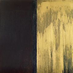 Pat Steir, Winter Group 3: Red, Green, Blue, and Gold, 2009-11, MoMA, NY