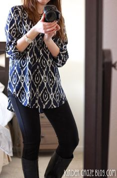 this blogger tries Stitch Fix… online personal styling and shopping service for the busy woman