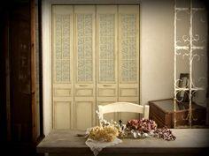 クローゼットの扉をリメイクしよう♪家具の簡単リフォームDIY - Latte