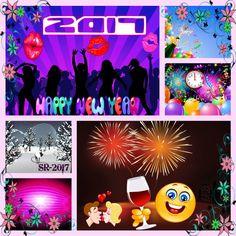 #happynewyear #2017 #pizap