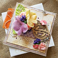 Handmade Greetings, Greeting Cards Handmade, Beautiful Gifts, Spring Collection