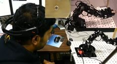 How to use mind-controlled robots in manufacturing, medicine