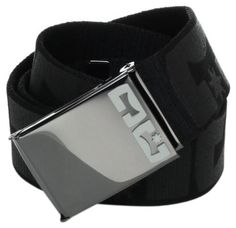 DC Men's Reverb Belt, Black, One Size DC. $19.50