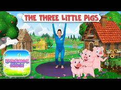 3 Little Pigs 3 Little Pigs Activities, Physical Activities For Kids, Fairy Tale Activities, Eyfs Activities, Preschool Activities, Rhyming Preschool, Nursery Rhymes Preschool, Kindergarten Literacy, Traditional Tales