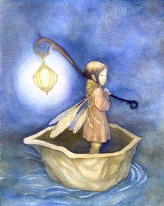 fairy raft