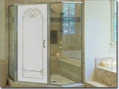 Sichtschutz Milchglasfolien nach Maß: Klassische Motive