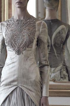 Alexander McQueen Fall/Winter 2010-2011 Detail.