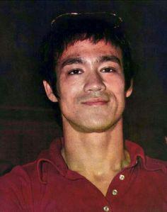 "Bruce Lee  ""The Man"""