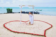 Our honeymoon will be visible from space, just like our love is visible to anyone with an open heart and worthy eyes.