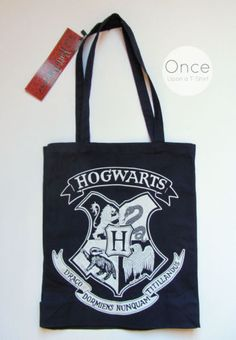 Harry-Potter-HOGWARTS-CREST-Canvas-Tote