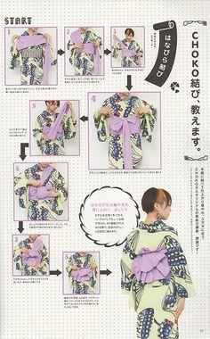 kawaii kimono: yukata: hanabira musubi Yukata Kimono, Kimono Japan, Japanese Kimono, Cute Kimonos, Modern Kimono, Kimono Design, Japanese Outfits, Japanese Clothing, Japan Fashion