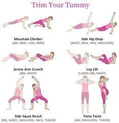 Trim Your Tummy http://www.womansday.com/health-fitness/workout-routines/tummy-toning-exercises-7#slide-7