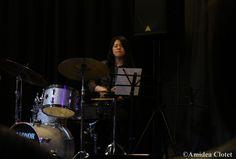 Daahoud Salim Quintet, live at CAMM JAZZ CLUB.  #jazz #music #life #amsterdam #trumpet #trombone #modern #concert #doublebass #drums