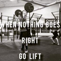 JUST LIFT, gym motivation, fitness, CrossFit