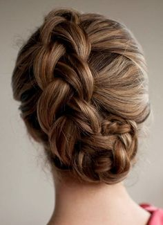 Braided Up-sided.