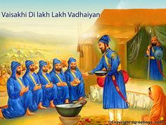 Spread warmth and good wishes this Baisakhi.