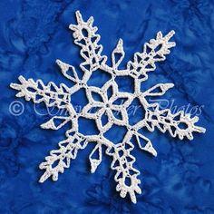 Solstice Snowflake